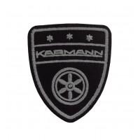 1664 Patch emblema bordado 7x6 VW KARMANN