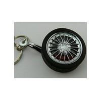 1683 KEYRING WHEEL TYRE BRAKE
