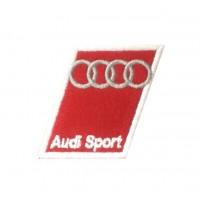 0705 Patch emblema bordado 6x5 AUDI SPORT
