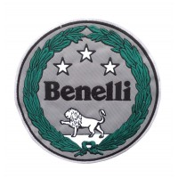 1707 Embroidered patch 22x22 BENELLI