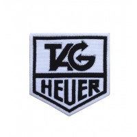 1710 Embroidered patch 8x8 TAG HEUER