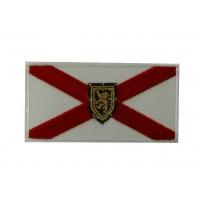 Patch écusson brodé 9X5 drapeau anglais