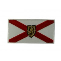 Patch emblema bordado 9X5 bandeira Inglesa