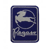 1746 Patch emblema bordado 8x6 PEGASO