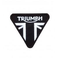 1768 Patch emblema bordado 8x8 TRIUMPH