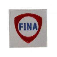 Patch emblema bordado 7x7 FINA