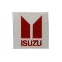 Patch emblema bordado 7x7 ISUZU