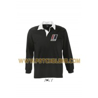 1790 Polo AUDI SPORT Rugby homme manche longue PACK