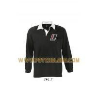 1790 Polo AUDI SPORT Rugby homem manga comprida PACK