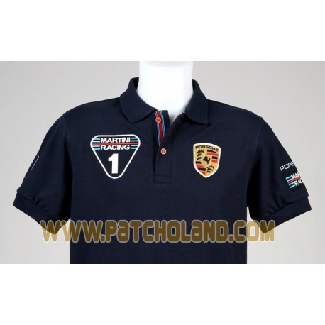 0991 Polo nº1 PORSCHE MARTINI RACING Premium Quality