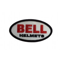 1835 Embroidered patch 8X5 BELL HELMETS