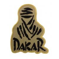 0046 Patch écusson brodé 16x12 Tuareg Paris DAKAR