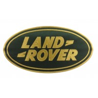 0029 Patch emblema bordado 25x14 LAND ROVER
