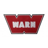 0152 Patch emblema bordado 26x14 WARN