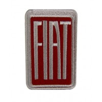 Patch emblema bordado 9x5 FIAT 1931 LOGO