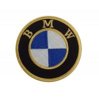 1917 Patch emblema bordado 7x7 BMW 1916-1923 LOGO