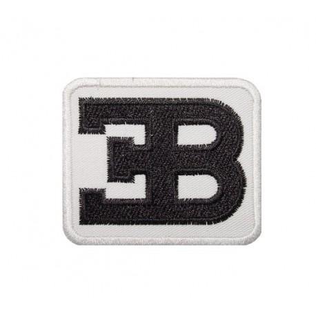 Embroidered patch 6x5 ETTORE BUGATTI