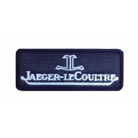 1934 Embroidered patch 10x4 JAEGER LECOULTRE