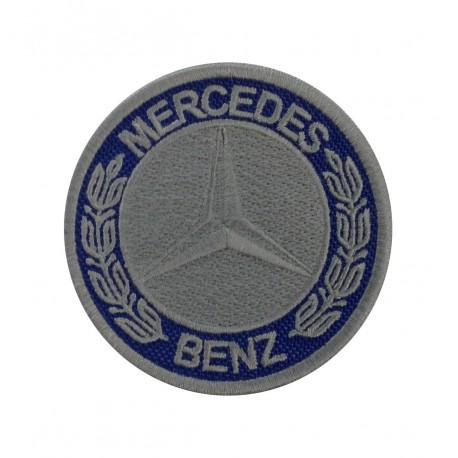 1936 Patch emblema bordado 7x7 MERCEDES BENZ 1926