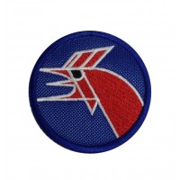 1938 Embroidered patch 6X6 MATRA SIMCA