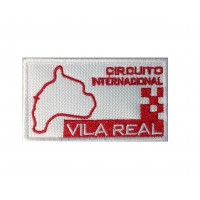 1943 Patch écusson brodé 7x4 CIRCUIT INTERNATIONAL VILA REAL PORTUGAL