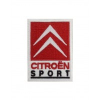 1947 Embroidered patch 8x6 CITROEN SPORT