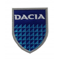 1952 Embroidered patch 8x6 DACIA