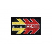 1969 Embroidered patch 7x4 MOMO CORSE