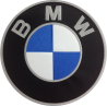 2004 Embroidered patch 22x22 BMW