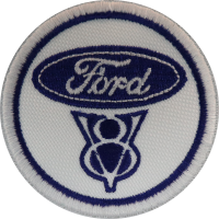 2009 Embroidered patch 6x6 FORD V8