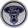 2009 Patch emblema bordado 6x6 FORD V8