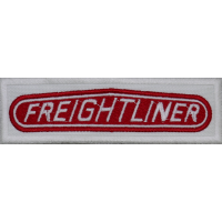2010 Embroidered patch 11x3 FREIGHTLINER