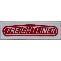 2010 Patch emblema bordado 11x3 FREIGHTLINER