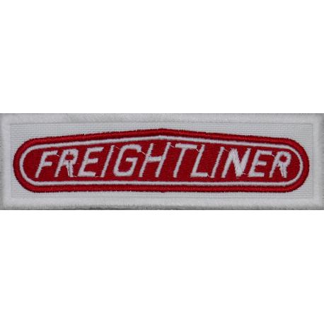 2010 Patch emblema bordado 11x3 FREITGHLINER