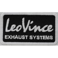 2019 Patch écusson brodé 8x4 LEO VINCE