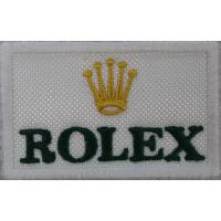 2023 Patch emblema bordado 6x4 ROLEX