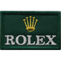 2024 Embroidered patch 6x4 ROLEX