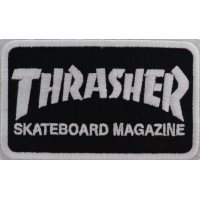 2032 Patch écusson brodé 10x6 THRASHER