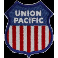 2035 Patch emblema bordado 7x6 UNION PACIFIC