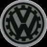 2038 Patch écusson brodé 6x6 volkswagen VW 1939