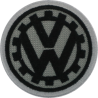 2038 Patch emblema bordado 6x6 volkswagen VW 1939