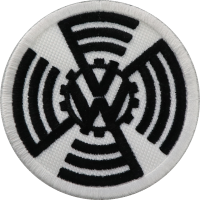 2039 Embroidered patch 7x7 VW 1939
