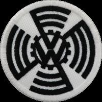 2039 Patch emblema bordado 7x7 VW 1939