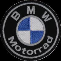 2042 Patch emblema bordado 7x7 BMW MOTORRAD