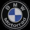 2042 Patch écusson brodé 7x7 BMW MOTORRAD