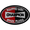 2046 Embroidered patch 7x4 CHAMPION