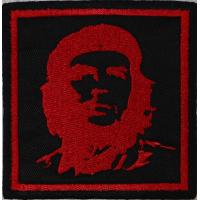 2047 Patch emblema bordado 7x7 CHE GUEVARA
