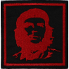 2047 Embroidered patch 7x7 CHE GUEVARA