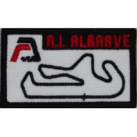 2048 Patch emblema bordado 7x4 A. I. ALGARVE