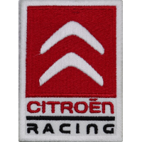 2049 Embroidered patch 8x6 CITROEN RACING